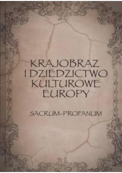 Krajobraz i dziedzictwo kulturowe Europy