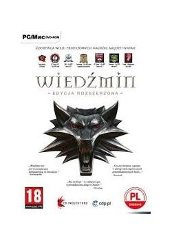 Wiedźmin edycja rozszerzona, DVD