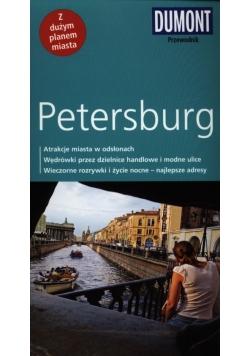 Petersburg Przewodnik Dumont