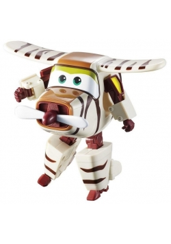Super Wings Figurka samolot robot Bello