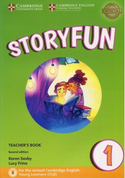 Storyfun for Starters 1 Teacher's Book