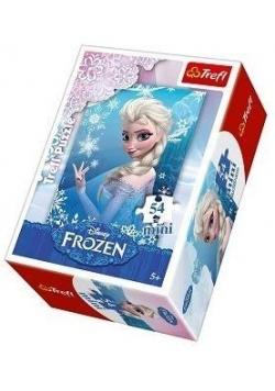Puzzle 54 mini Frozen 4 TREFL