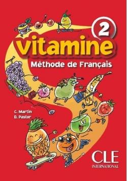 Vitamine 2 podręcznik CLE