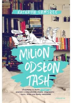 Milion odsłon Tash, nowa