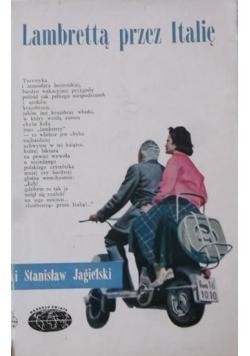 Lambrettą przez Italię