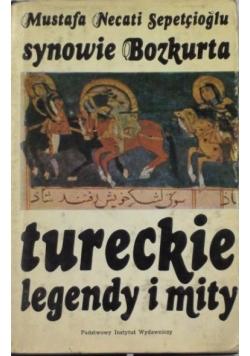 Tureckie legendy i mity