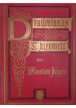 Drutschlands Chierwelt,1874r.