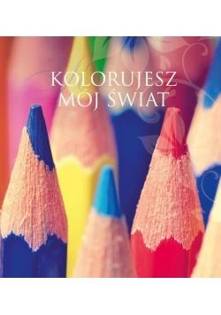 Muszelka 22 - Kolorujesz mój świat