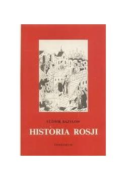 HISTORIA ROSJI