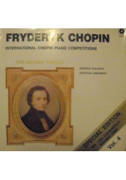 International Chopin Piano Competitions, CD, VOL 4