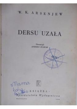 Dersu Uzała, 1948