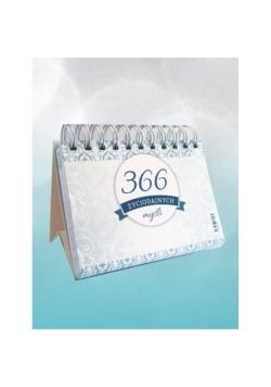 Kalendarz 366 życiodajnych myśli