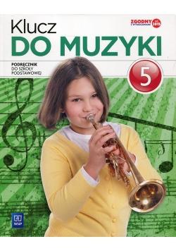 Klucz do muzyki 5 Podręcznik wieloletni