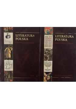 Literatura Polska barok/Literatura Polska średniowiecze - renesans