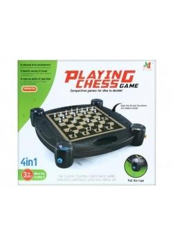Gra w szachy 4w1