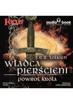 Władca pierścieni, Powrót Króla, płyta CD