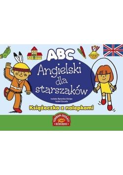 ABC. Angielski dla starszaków. Książ. z nalepkami