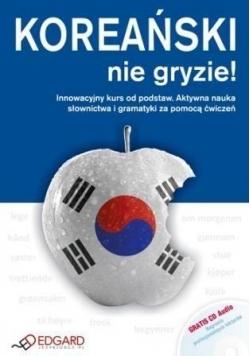 Koreański nie gryzie + CD