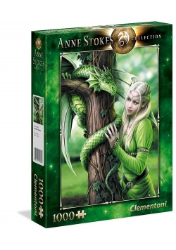 Puzzle Anne Stokes Collection Kindred Spirits 1000