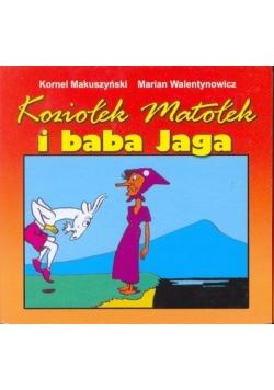 Koziołek Matołek i baba Jaga harmonijka