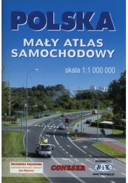 Polska Mały Atlas Samochodowy 1:1 000 000