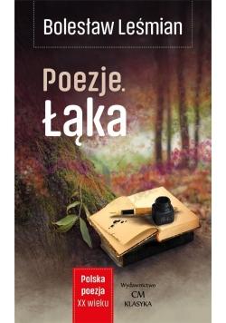 Polska poezja XXw. Poezje. Łąka