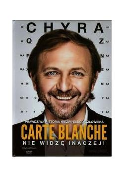 Carte Blanch, DVD, Nowa