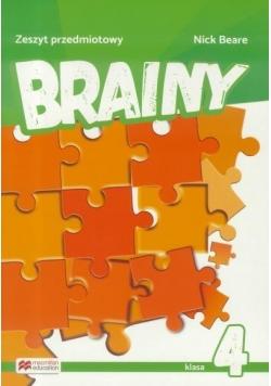 Brainy 4 Zeszyt do języka angielskiego MACMILLAN