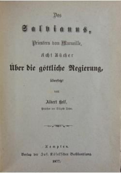 Des Saldinus, 1877 r.