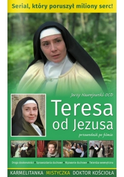 Teresa od Jezusa - książka z filmem (odc.1-4)