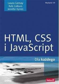 HTML, CSS i JavaScript dla każdego w.VII