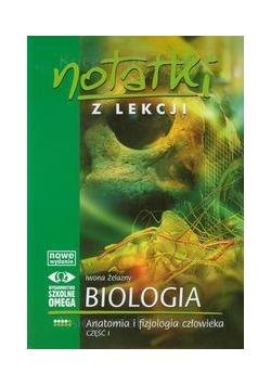 Notatki z Lekcji Biologii część 4 anatomia cz.1