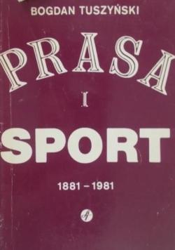 Prasa i sport 1881-1981