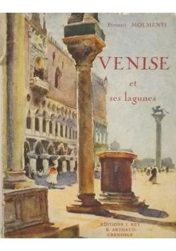Venise Et Ses Lagunes, 1926 r.