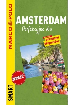 Przewodnik Marco Polo Smart. Amsterdam