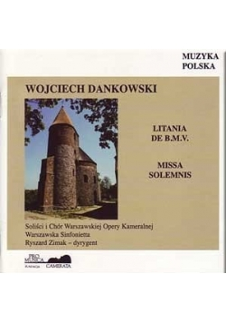 Litania de B.M.V. Missa Solemnis, płyta CD