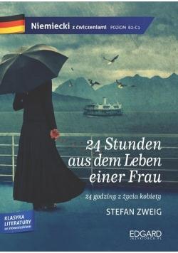 Niemiecki z ćwiczeniami 24 Stunden aus dem Leben einer Frau