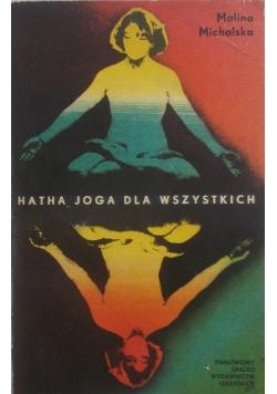 Hatha joga dla wszystkich