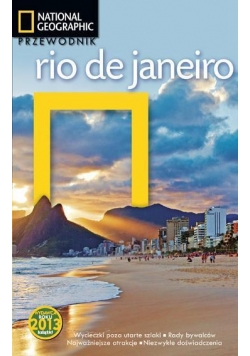 Przewodnik National Geographic - Rio de Janeiro