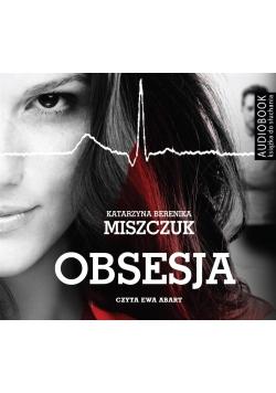 Obsesja. Audiobook