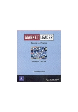 Market leader. Banking and Finance