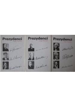 Prezydenci. Tom I–III