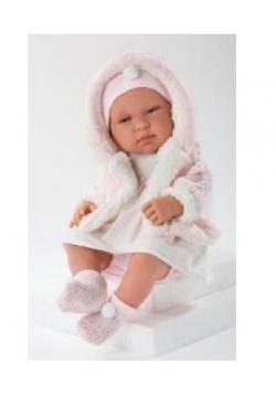 Lalka 84312 Tina w różowe sukience 43 cm