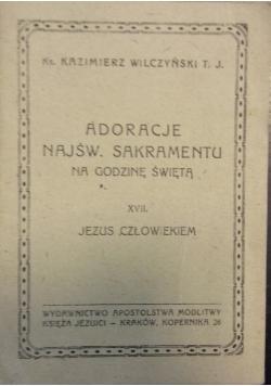 Adoracje Najśw. Sakramentu na godzinę świętą, XVII, 1949 r.