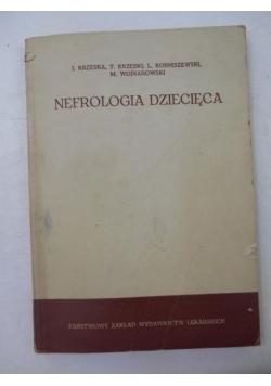 Nefrologia dziecięca