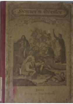 Homer's Odyssee, 1877r.