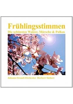Fruhlingsstimmen, płyta CD