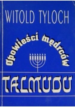 Opowieści mędrców Talmudu
