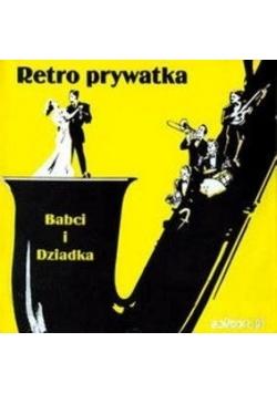 Retro prywatka Babci i Dziadka, CD