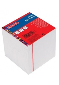 Notes kostka 9/9/9 900 kartek biały